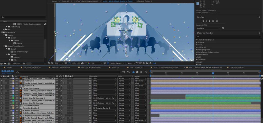 After Effects Screenshot IAB