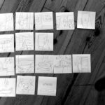 Storyboard Thumbnails Floor