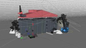 WIRO scene structure