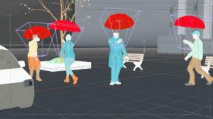WIRO logo animationen test render