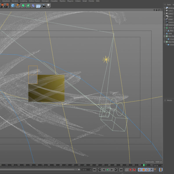 Screenshot Cinema 4D 2