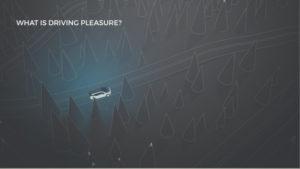 Auto im Wald