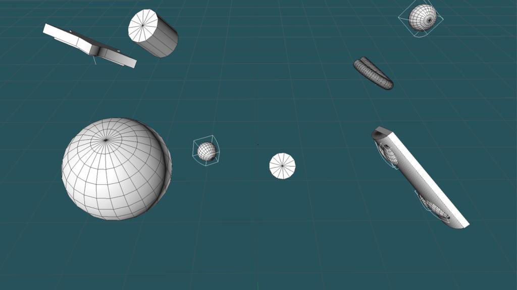 3D Vorbild