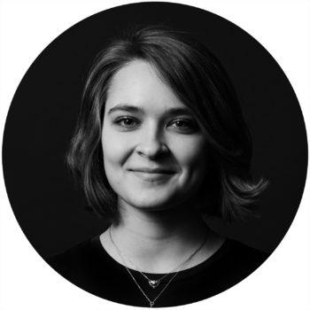 Gina Portrait Motion Designerin
