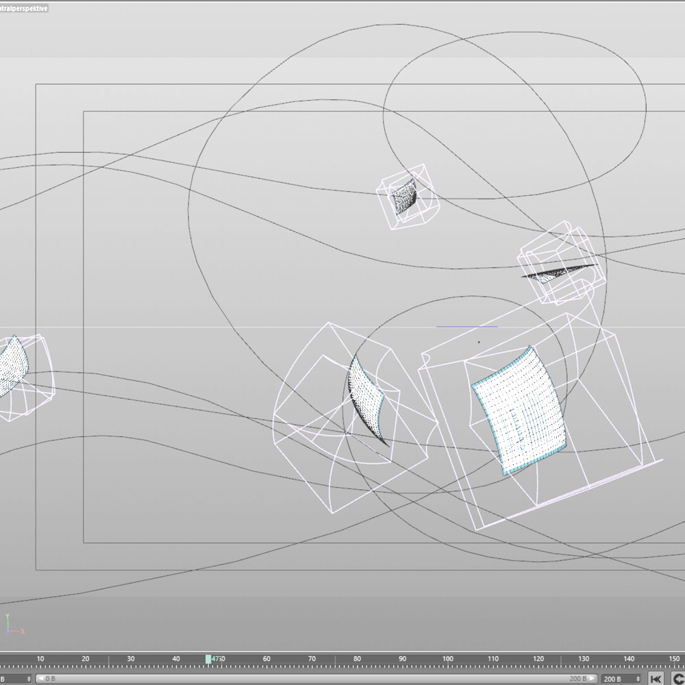 Cinema 4d, Papier animation