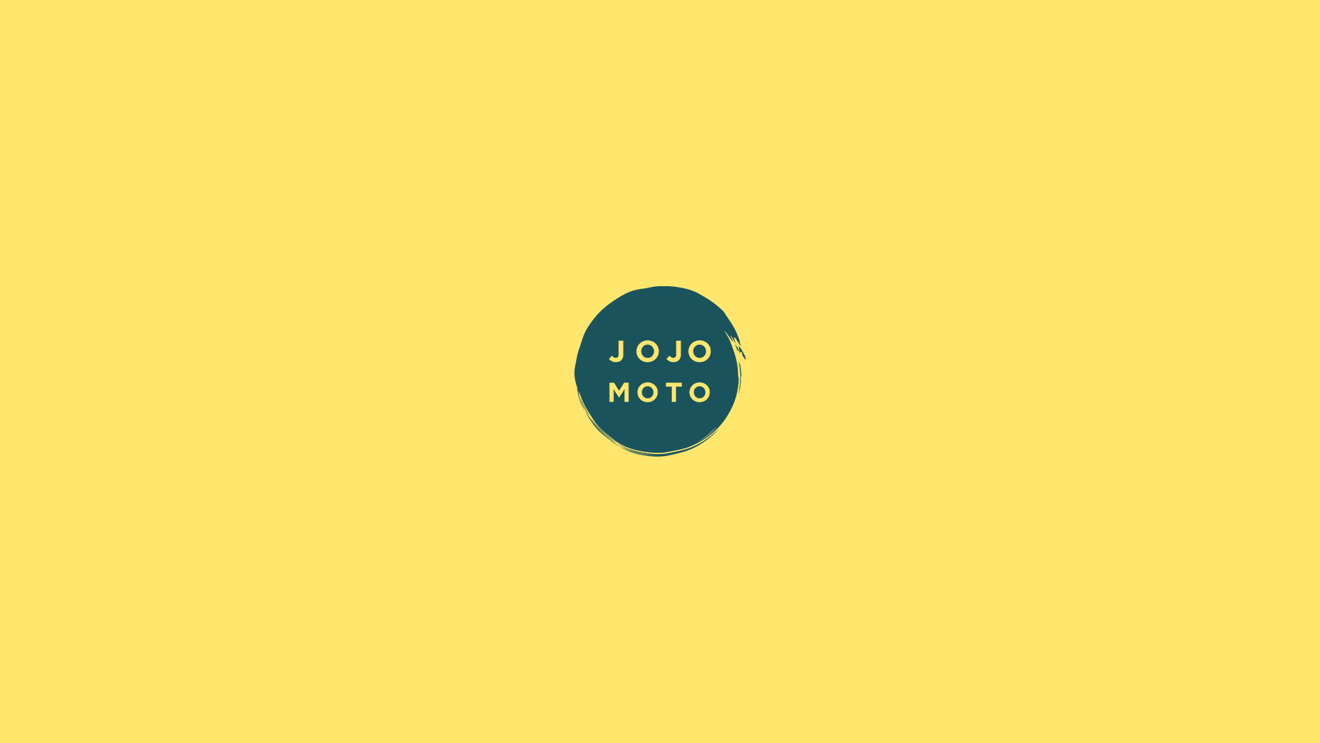 Jojomoto Showreel