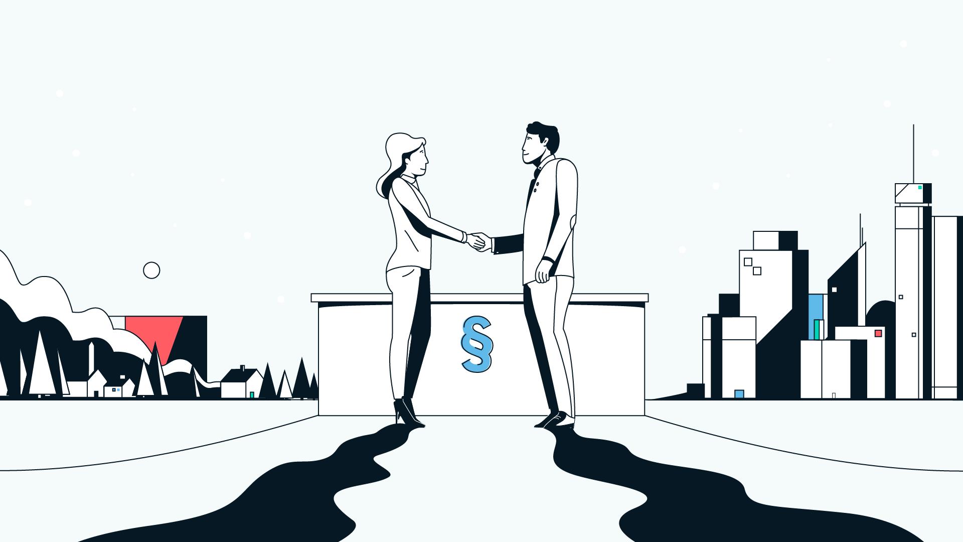 Styleframe Handshake