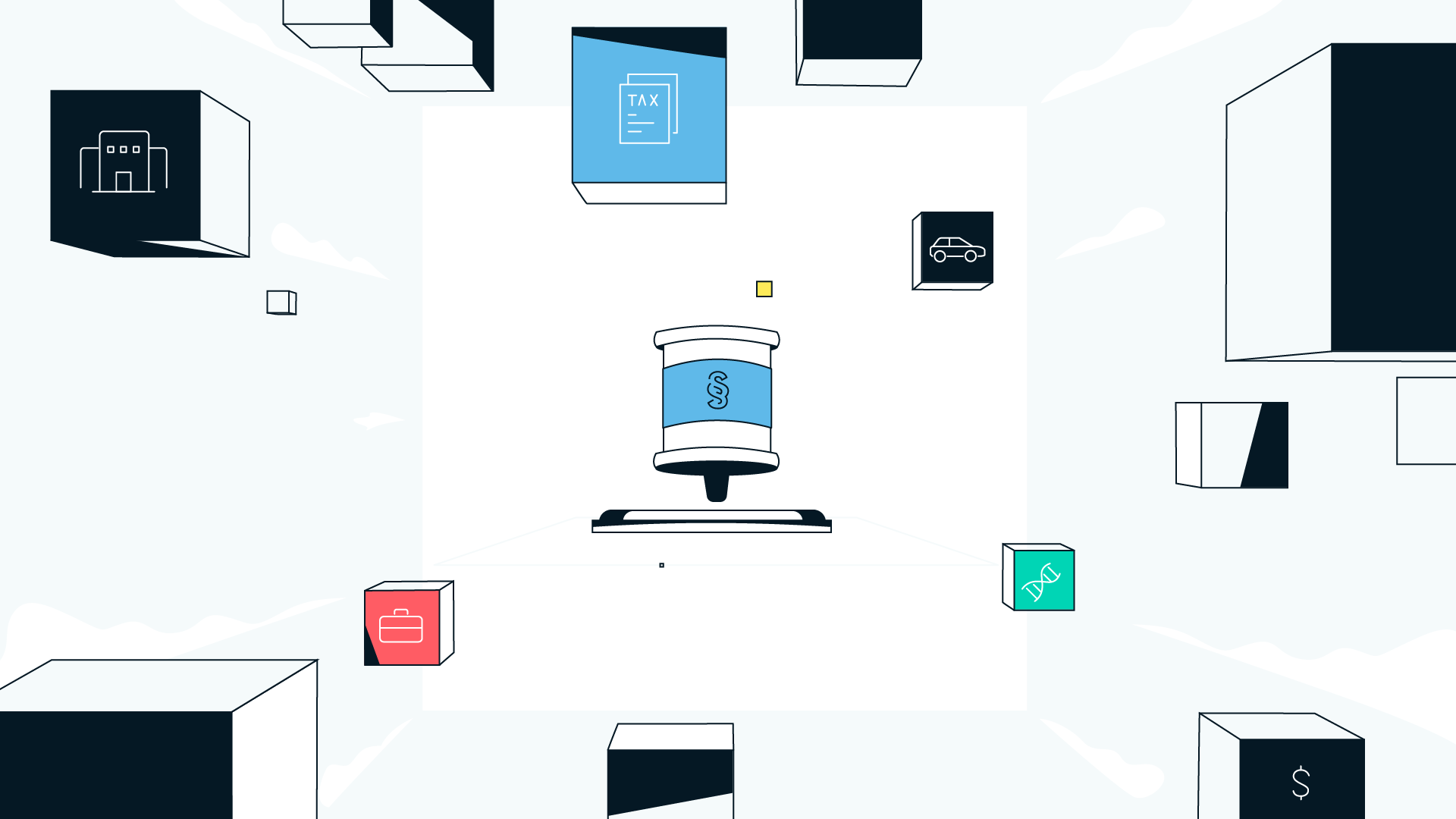 Styleframe Cuboid Icons