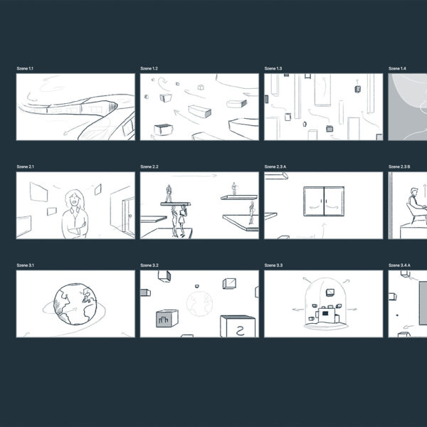 Making Of Storyboard